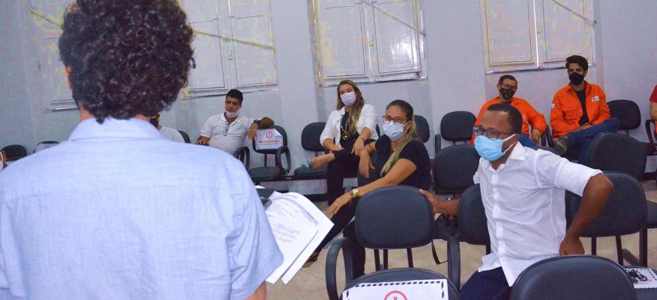 Iniciada a fase de elaboração do Projeto de Esgotamentos Sanitário